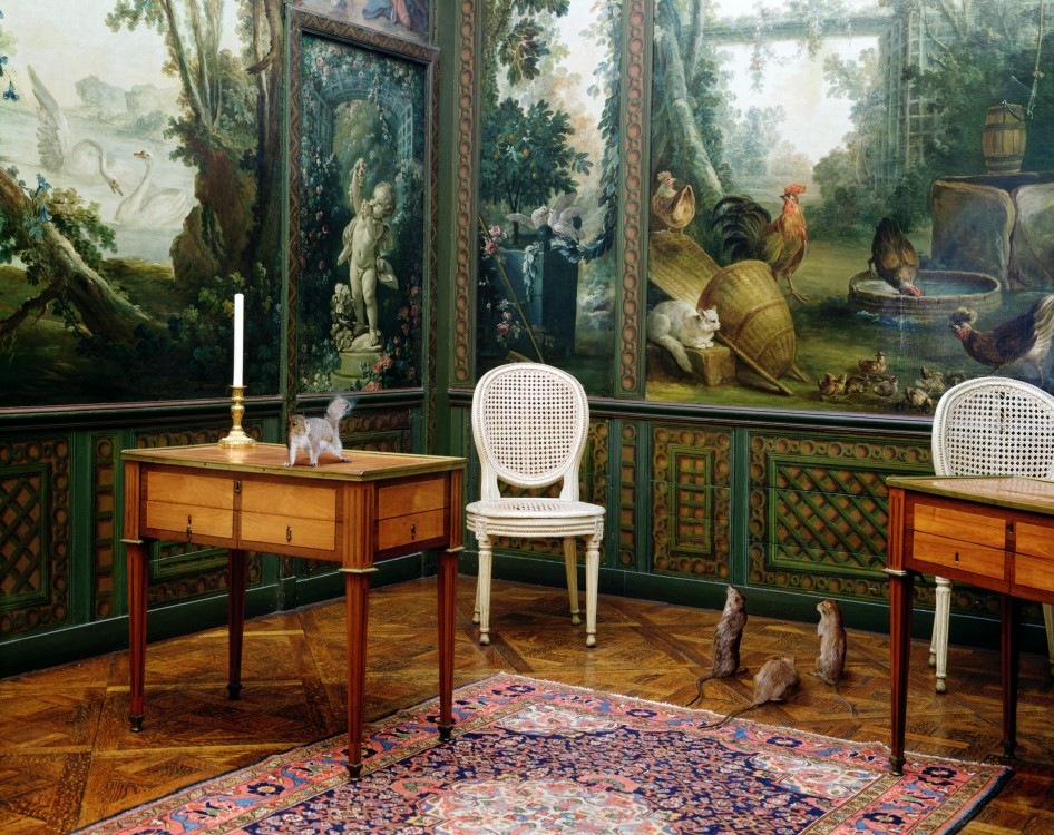 Demarteau's Salon