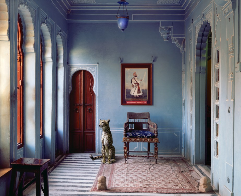 The Maharaja's Apartment